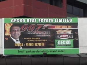Amazing Fiji advert