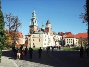 krakow-castle