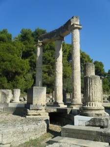 ancient-olympia-ruins