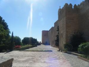almeria-fort