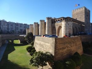 Zaragoza-castle