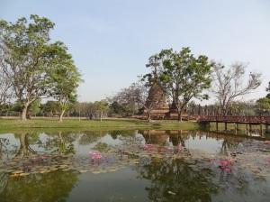 sukhothai_pond